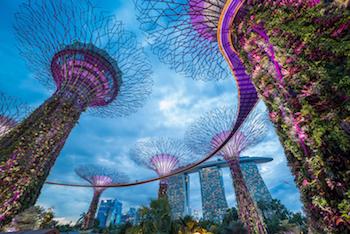 7 Tempat di Singapura yang Instagramable