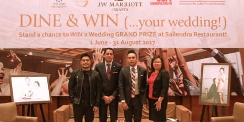 Nikah Gratis di JW Marriott Hotel Jakarta