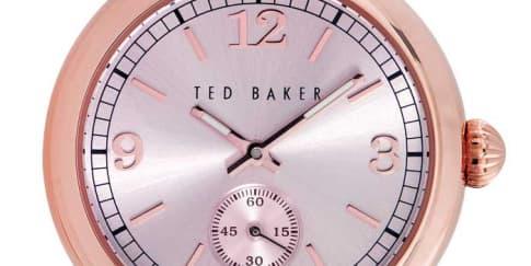 Tampil Klasik dengan Jam Tangan Ted Baker