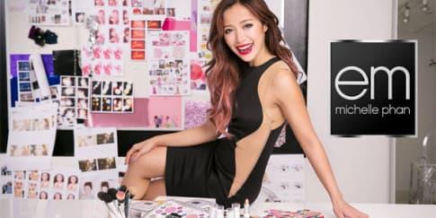 Michelle Phan: Dari Artis YouTube Hingga Beautypreneur