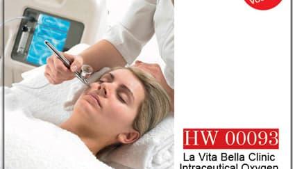 La Vita Bella Clinic Intraceutical Oxygen Therapy Voucher