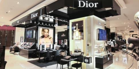 Dior Beauty Hadir di Galeries Lafayette Jakarta