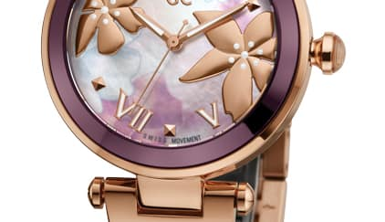 GC Watches Hadirkan Koleksi Kapsul GC Floral