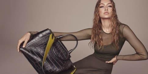 Gigi Hadid Jadi Model Kampanye Max Mara