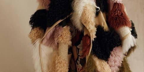 Fuzz Fashion: Kulit Domba Jadi Tren Pre-Fall '15