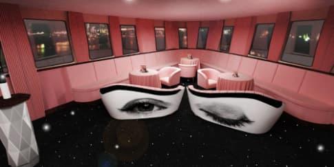 Benefit Cosmetics Beri Pengalaman Kecantikan di Atas Kapal