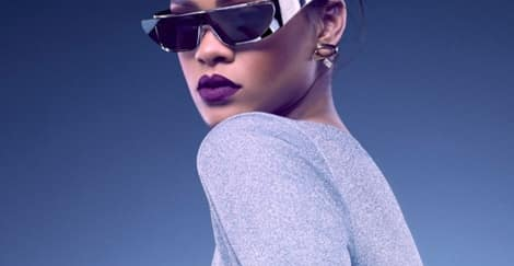 Rihanna dan Dior Luncurkan Koleksi Kacamata Futuristik
