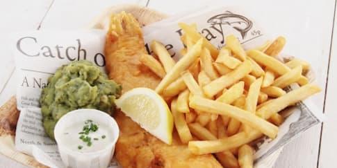 Cara Membuat Fish & Chips Khas Inggris