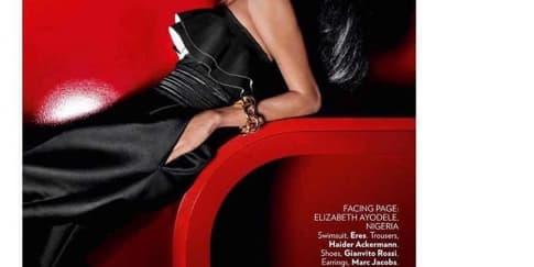 Wow! Model Indonesia ini Tampil di Majalah Vogue