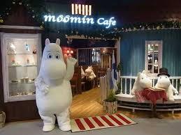 Kafe Moomin Di Jepang