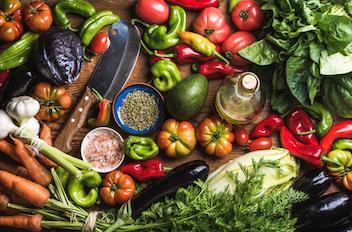 Mengenali 4 Tipe Diet Vegetarian