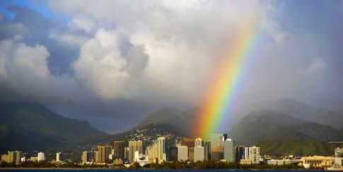4 Kota Cantik yang Bisa Dikunjungi Selama Musim Hujan