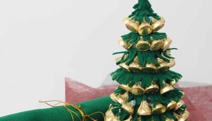 7 Langkah Mudah Membuat Pohon Natal Mini