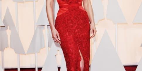 We Love: Rosamund Pike Academy Awards 2015 Red Carpet