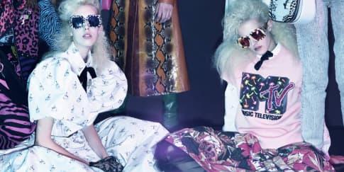 Marc Jacobs Luncurkan Koleksi Kolaborasi dengan MTV