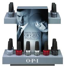 OPI Luncurkan Kuteks Fifty Shades of Grey