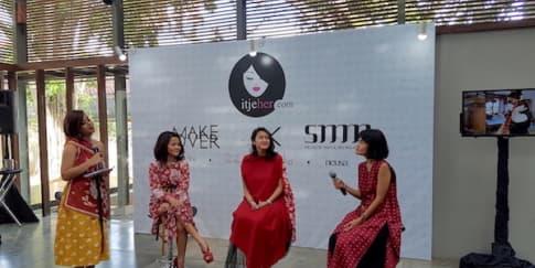 Salon ItjeHer Luncurkan Portal Gaya Hidup Inspiratif