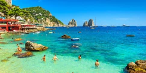 Yang Perlu Dikunjungi Saat ke Capri