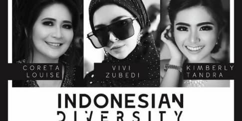 3 Desainer 'Indonesia Fashion Gallery' Gebrak NYFW