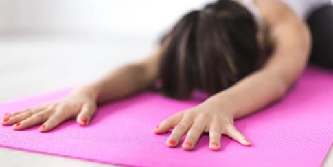3 Pose Yoga untuk Mengatasi Stres Menjelang Pernikahan
