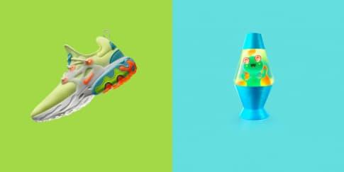 3 Tokoh Baru Ramaikan Koleksi 'Nike React Presto'