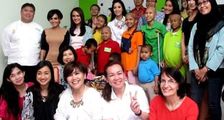 Anniversary ke-2 Yayasan Anyo Indonesia