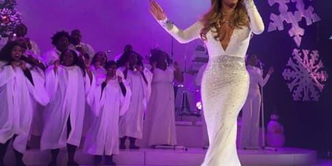 Mariah Carey Membakar Gaun Pernikahan Seharga $250.000