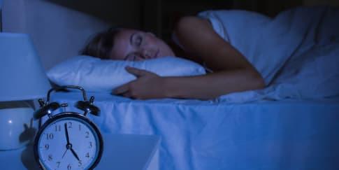 Cara Mudah Tidur Nyenyak