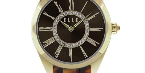 Jam Tangan Acetate dari Elle