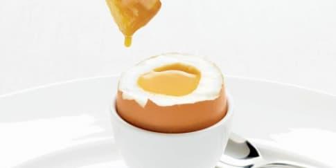 Trik Membuat Telur Rebus Sempurna