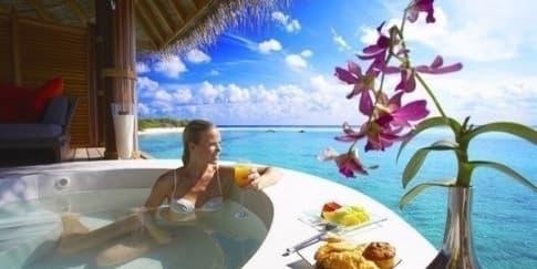 Rekomendasi Tempat Bersantai di Maldives