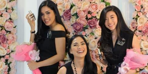 Lancôme Perkenalkan Tiga Mesdemoiselles Indonesia