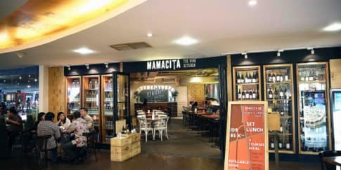 Bersantai di Mamacita The Wine Kitchen