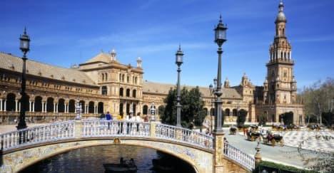 Serunya Menyaksikan Street Art di Sevilla, Andalusia