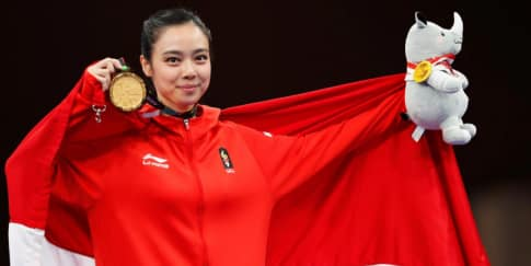 37 Fakta Menarik Lindswell Kwok, 'Ratu Wushu Asia'