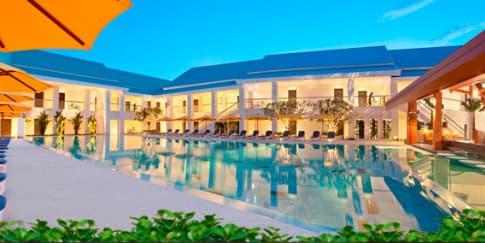 Manjakan Diri di Hotel Thanyapura, Phuket