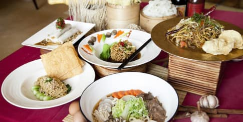 Kisah Tentang Mie di Restoran Asia Ritz Carlton Jakarta