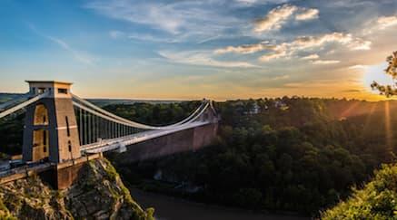 Mengunjungi Kota Bristol di Inggris