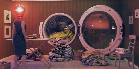 Perhatikan 4 Hal Ini Saat Mencuci Baju