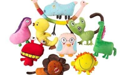 Dapatkan Koleksi Terbatas Boneka SAGOSKATT di IKEA