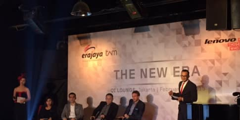 Lenovo Luncurkan Smartphone Terbaru Lenovo LIVO