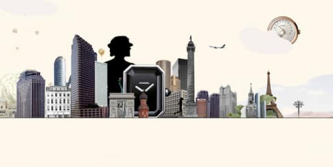 Chanel Luncurkan Film Pendek The Time of Chanel