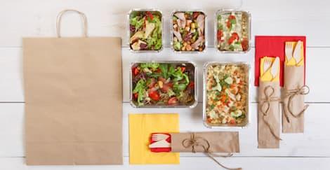 Rekomendasi Delivery Makanan