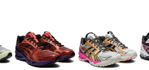 Wajib Punya: Sneakers Asics X Kiko Kostadinov
