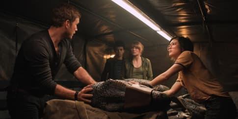 Film Jurassic World 3 Diundur Hingga 2022