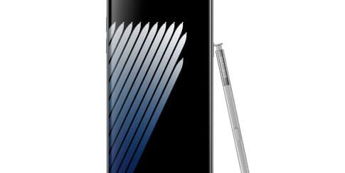 Produk Baru Samsung Galaxy Note7 Makin Canggih