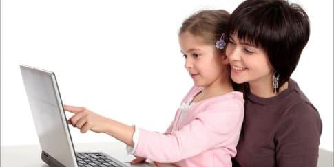 Edukasi Anak dengan Sekali Klik
