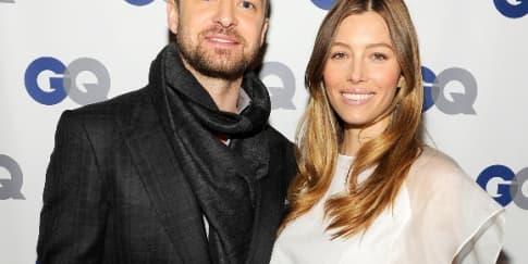 Justin Timberlake Dan Jessica Biel Sambut Kelahiran Anak Pertama