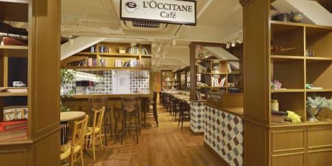 Nikmati Jamuan Khas Provence di L'Occitane Cafe, Jepang