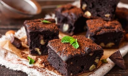 4 Brownies Paling Unik di Dunia